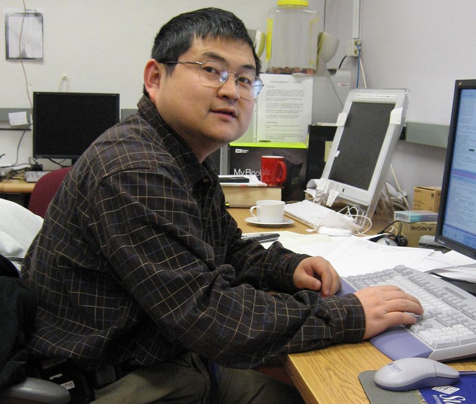 Shaofei Zhu